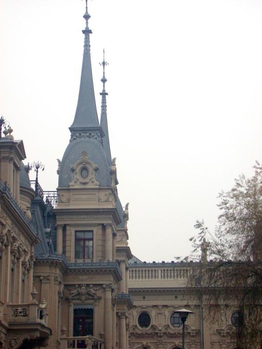 Wieżyczka Pałac Poznańskiego